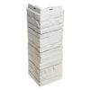 ugol tsokolnogo saydinga docke r stein molochnij 1 100x100 - Угол наружный Docke коллекция Stein (Слоистый песчаник) Бронзовый