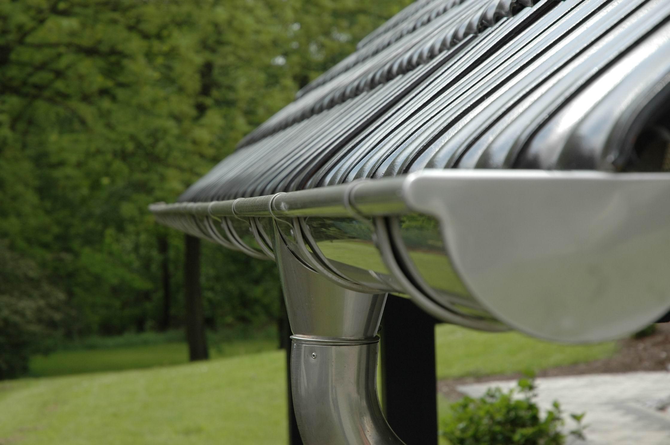 Алюминиевая водосточная система