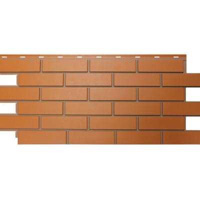 nordsajd fasad gladkij kirpich krasnyj 400x400 - Фасадная панель Гладкий кирпич - Красный