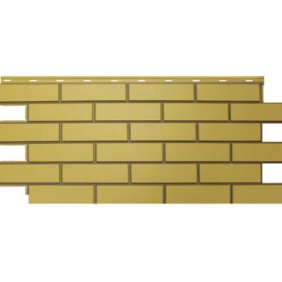 nordsajd fasad gladkij kirpich zheltyj 400x400 - Фасадная панель Гладкий кирпич - Желтый