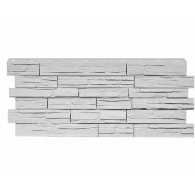 nordsajd fasad slanec belyj 400x400 - Фасадная панель Сланец - Белый