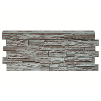 nordsajd fasad slanec seryj 400x400 - Фасадная панель Сланец - Серый