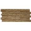 nordsajd fasad slanec terrakot 100x100 - Фасадная панель Сланец - Серый
