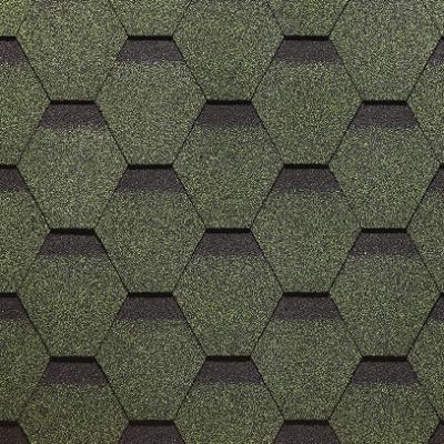 gibkaja cherepica docke pie europa kollekcija karat zelenij 400x400 - Гибкая черепица Docke PIE EUROPA, Коллекция КАРАТ – зелёный