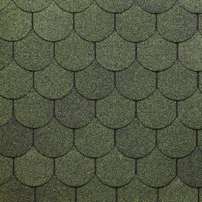 gibkaja cherepica docke pie europa kollekcija kupol zelenij 400x400 - Гибкая черепица Docke PIE EUROPA, Коллекция КУПОЛ – зелёный